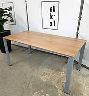 Столешница, стол коричневый Древесно-стружечная плита, фото 1