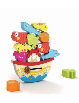 Настольная игра для развития баланса у детей, фото 2
