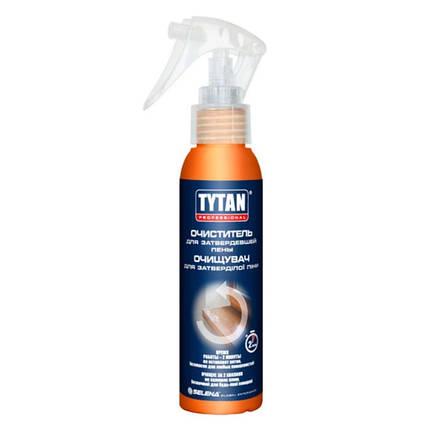 Очиститель для затвердевшей монтажной пены TYTAN 100 мл, фото 2