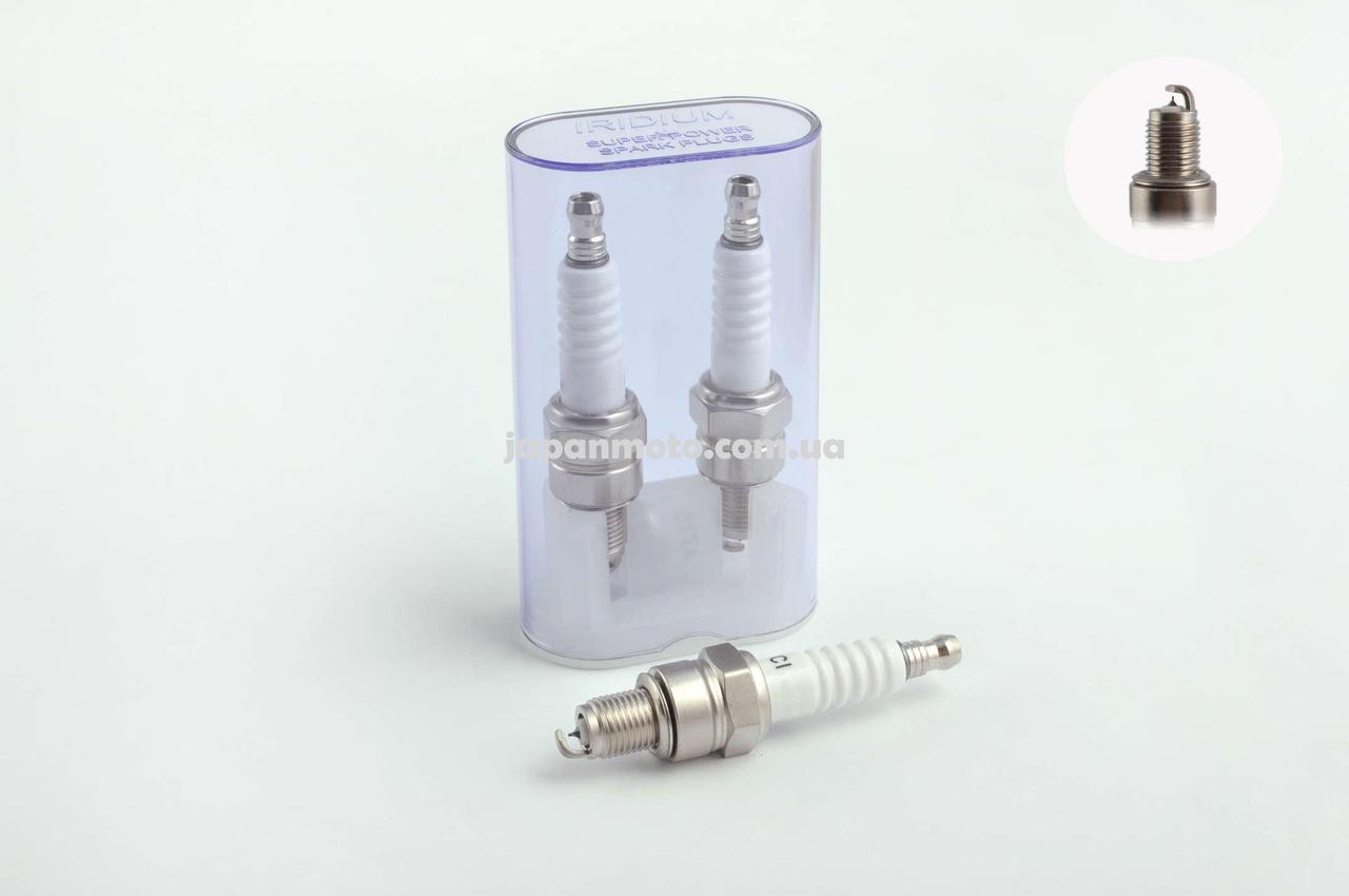 Свеча A7TCI M10*1,00 12,7mm IRIDIUM (4T скутеры и мопеды, до 14 атмосфер) NG