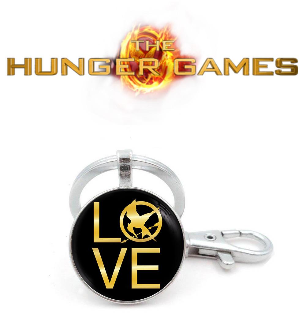 Брелок сойка LOVE Голодные игры / The Hunger Games
