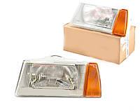 Фара ВАЗ 2108-099 левая серый корпус