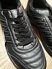Кроссовки Bonote чёрные кожзам сезон осень/весна р.45, фото 5