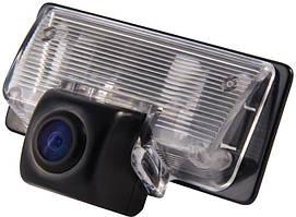 Камера заднего вида Gazer CC155-9Y0 для Nissan Tiida, Teana