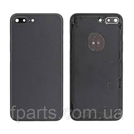 Корпус iPhone 7 Plus, Black, фото 2