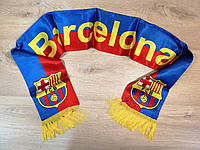 Шарф футбольный FC Barselona