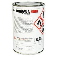 Полиуритановый термостойкий клей BONAPUR HART для кожзама, тканей, пвх, синтетической кожи, Польща 0.8кг