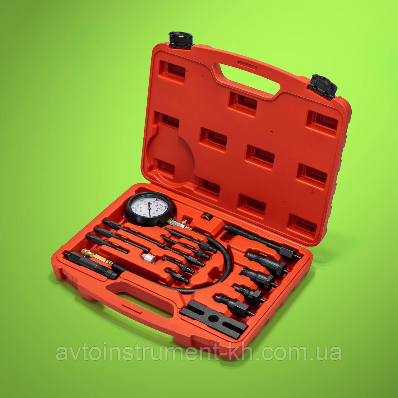 Компрессометр для дизельных двигателей грузовых автомобилей Profline 31020-1 (K-1009)