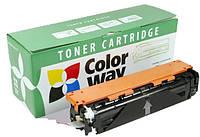 Картридж лазерный ColorWay CW-H212YM