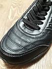 Кроссовки Bonote чёрные кожзам сезон осень/весна р.46, фото 4