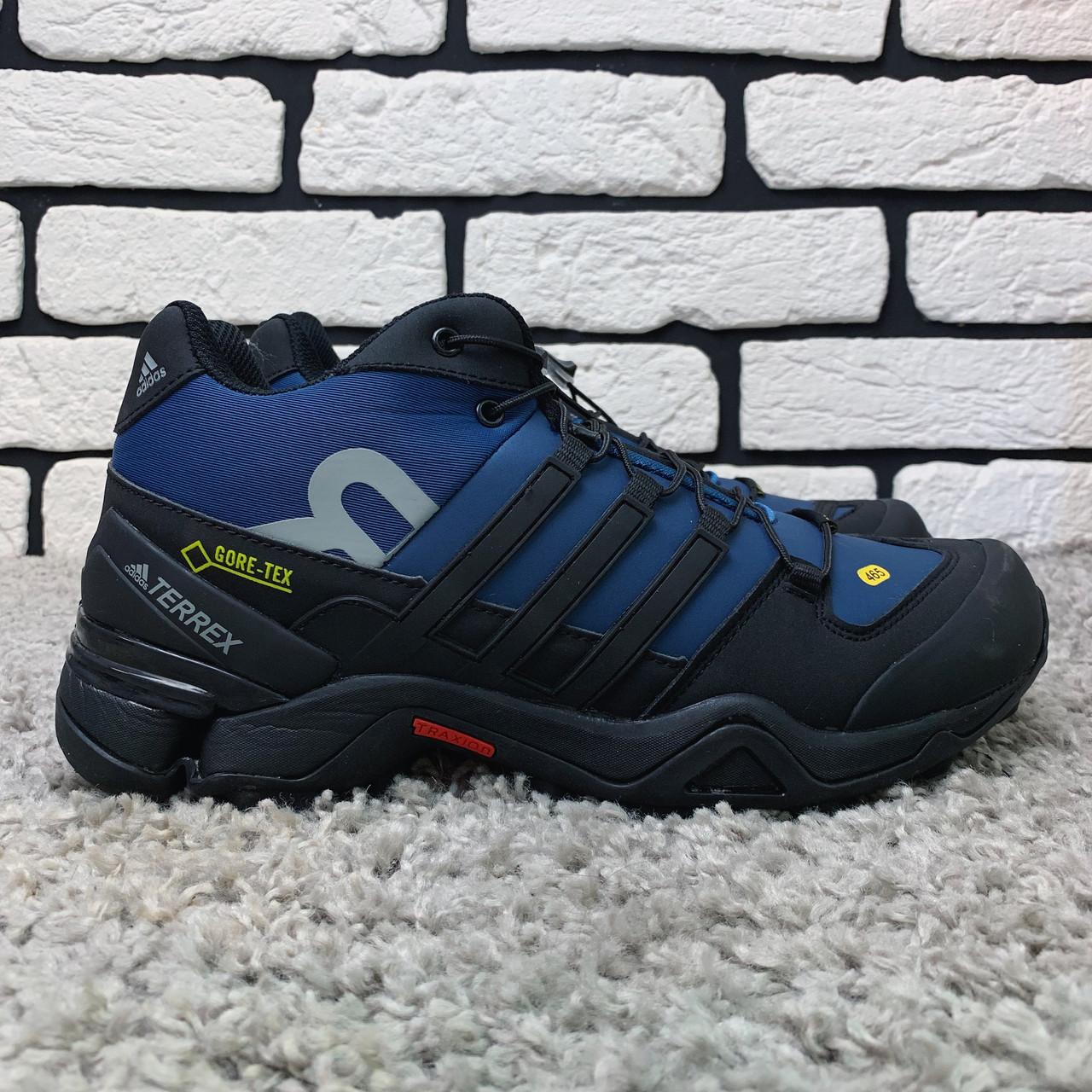 Зимние ботинки (на меху) мужские Adidas TERREX (реплика) 3-204 ⏩ [ 43<<Последний размер>> ]