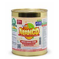 Пюре манго Кесар без цукру, 3,1 кг