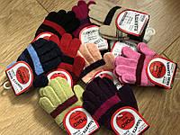 Детские перчатки шерсть