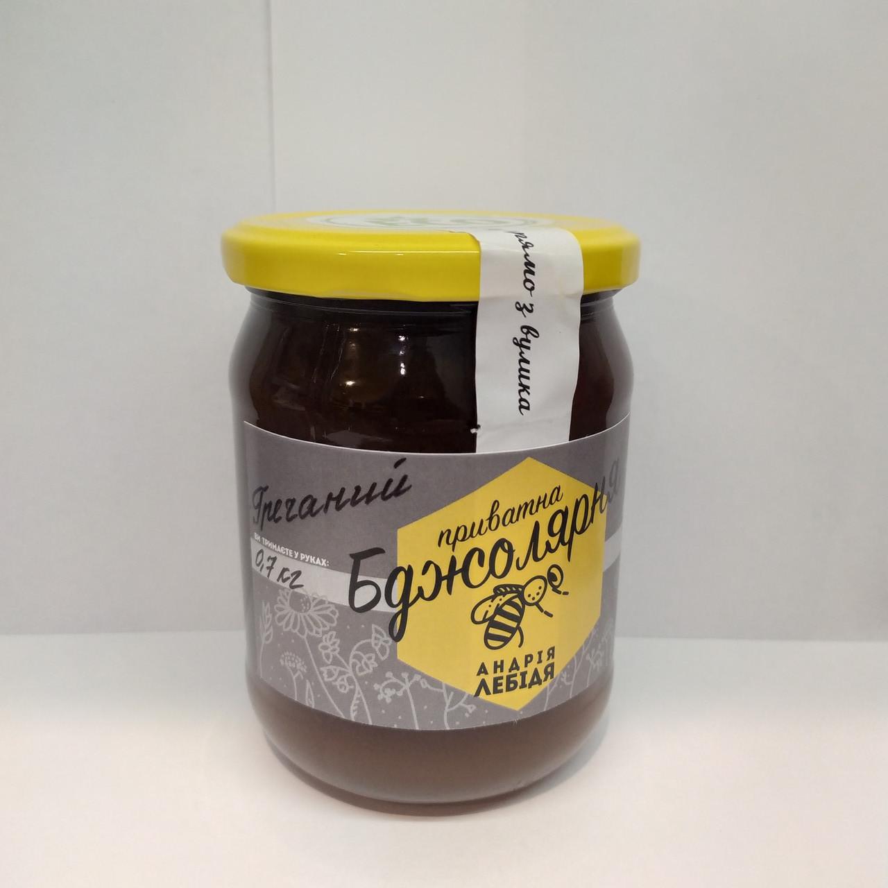 Мёд гречаный 700 г
