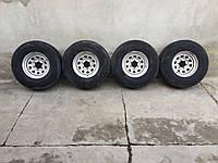 Диск с шиной 285/75 R16 Mitsubishi Pajero Sport