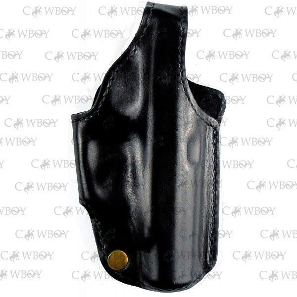 Медан 1103 поясная кобура для ПГШ, кожаная формованная