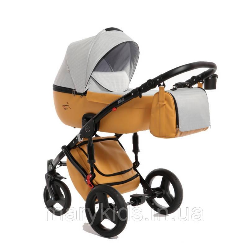 Дитяча універсальна коляска 2 в 1 Junama Madena 04