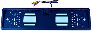 Камера переднего вида в номерной рамке Prime-X MCM-07
