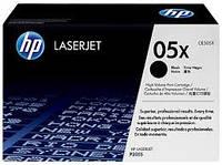 Картридж лазерный HP CE505X
