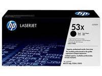 Картридж лазерный HP Q7553X