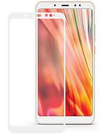 Защитное стекло Full Cover Xiaomi Redmi 2S, White