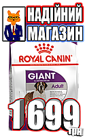 Royal Canin GIANT Adult 15kg (сухой корм для собак)