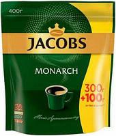 Кофе растворимый Якобс Монарх  400г, (Эквадор)