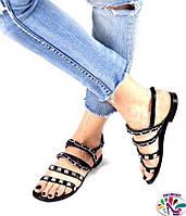 Женские кожаные сандали Cosmoparis на 36р