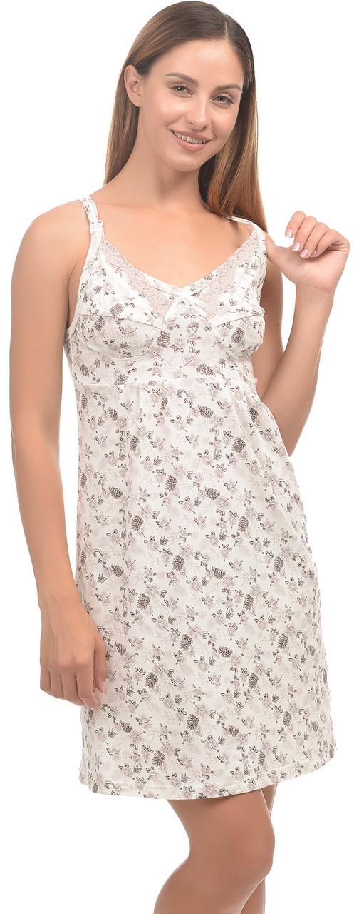 Сорочка для годуючих мам 0184 Barwa garments