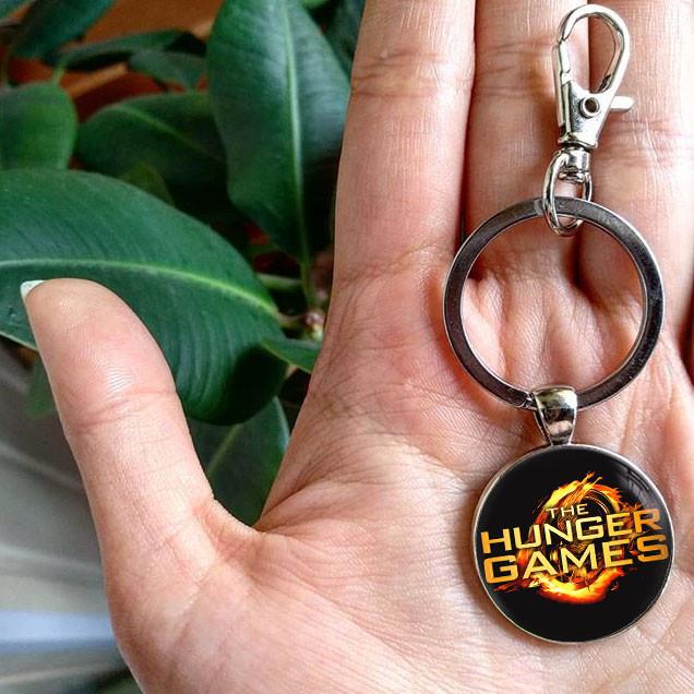 Брелок Голодные игры / The Hunger Games