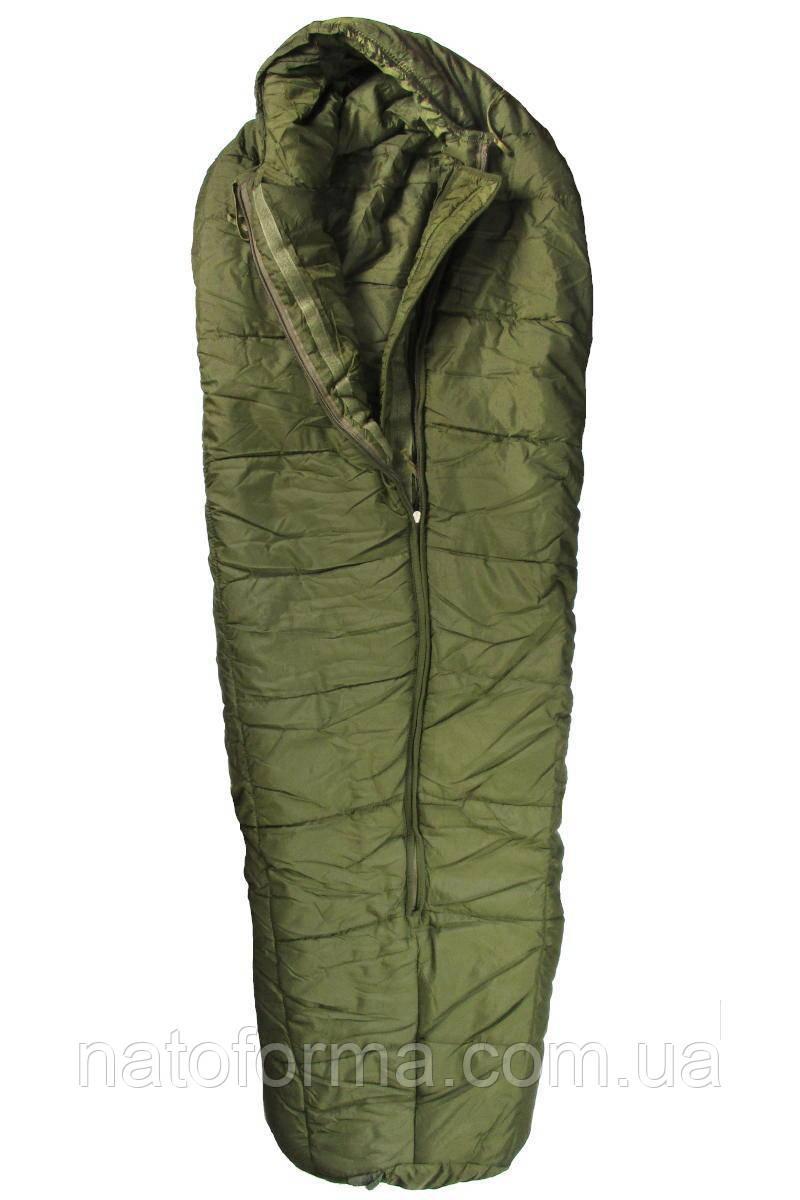 Зимний спальный мешок, армии Великобритании, Sleeping bag Arctic, б/у