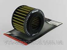 Фильтрующий элемент Yamaha RS-100, круглый, KOSO (Тайвань)