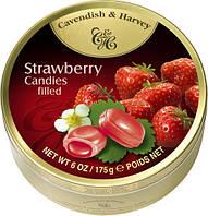Леденцы Cavendish & Harvey - Strawberry Candies
