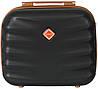 Комплект чемодан и кейс Bonro Next большой. Цвет черный., фото 5