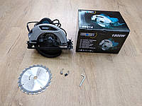 Пила дисковая EURO CRAFT CS214 : 1850 Вт - Диск 185мм   Еврокачество с Польши