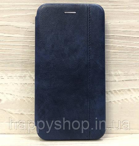 Чехол-книжка Gelius Leather для Xiaomi Mi Play (Синий), фото 2