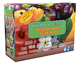 """Удобрение Новоферт """"Плодовые деревья"""" 500 г"""
