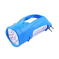 Ручной светодиодный переносной аккумуляторный Фонарь Wimpex WX 2812