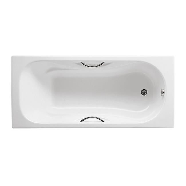 MALIBU ванна 150*75см с ручками, без ножек