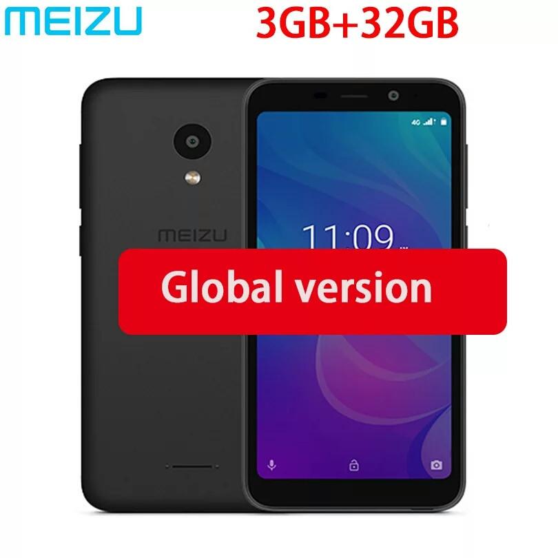 Смартфон Meizu C9 PRO Black 3/32Gb Global Version НОВИНКА!!! ОРИГИНАЛ