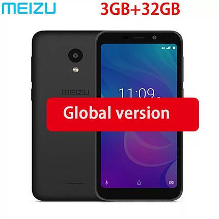 Смартфон Meizu C9 PRO Black 3/32Gb Global Version НОВИНКА!!! ОРИГИНАЛ, фото 2