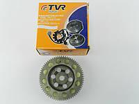 Маховик (обгонная муфта) Yamaha (с дырками) TVR