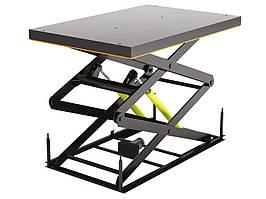 Подъемный стол DoorHan с двумя парами ножниц серии 2LT