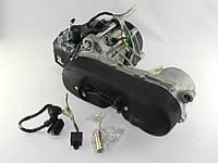 Двигатель YAMAHA 2т колесо d10 + карбюратор, (китай)