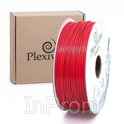 ABS пластик для 3D принтера 1.75мм красный (400м / 1кг), фото 2