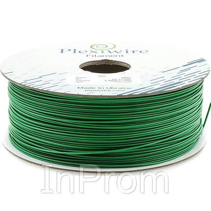 ABS пластик для 3D принтера 1.75мм зеленый (400м / 1кг), фото 2