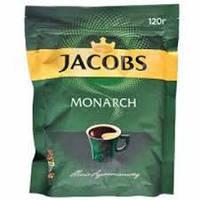 Растворимый кофе Jacobs Monarch (Бразилия), 120 г