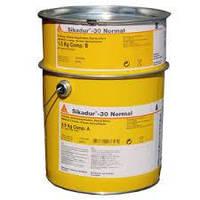 Клей для углеродной пластины ленты Sikadur-30 упак 6 кг