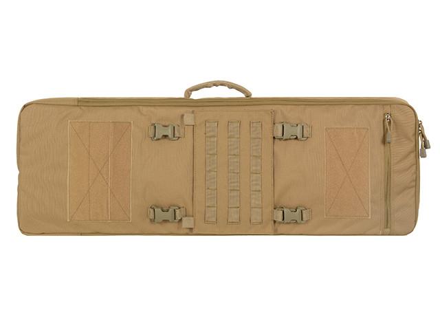 Чохол для зброї 8Fields 90CM Rifle Bag Travel With Buckle Up Front Panel Coyote