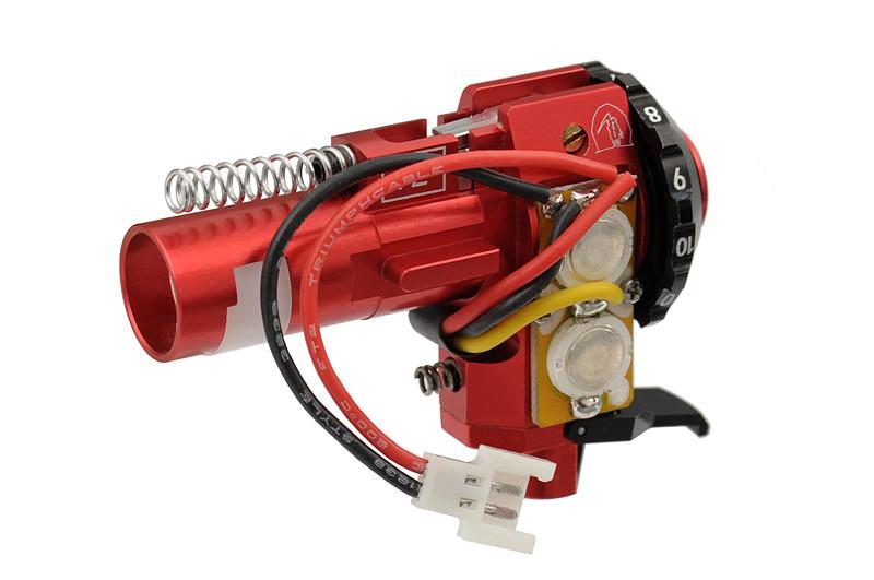 Фрезерована камера Hop-Up з підсвіткою Kublai CNC LED Tracer AR15/M4